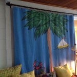 5 PRIVACY cURTAIN